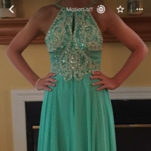 Jovani prom gown
